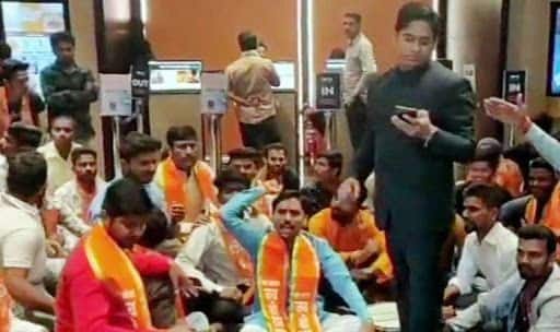 'Thackeray' Poster Not Displayed Inside Movie Hall, Shiv Sena Workers Create Ruckus