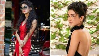 Yeh Rishta Kya Kehlata Hai Fame Shivangi Joshi Looks Sexy in Red Hot Dress And Curls in Her Latest Photoshoot - See Pictures