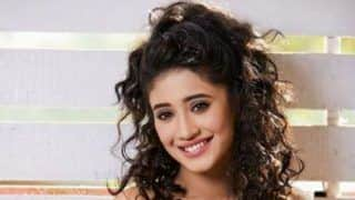 Yeh Rishta Kya Kehlata Hai Hottie Shivangi Joshi Looks Sexy in All Black Outfit as She Flaunts Her Washboard Abs