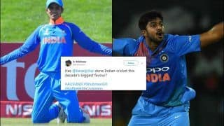 India vs Australia 2nd ODI Adelaide: Shubman Gill Should Thank Karan Johar For Maiden Selection, Feels Twitterverse After Hardik Pandya Faces Suspension Over Misogynistic Comments