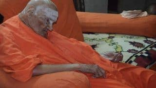Siddaganga Seer Shivakumara Swami's Condition Critical, Put on Ventilator