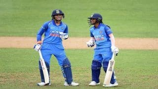 1st ODI: Smriti Mandhana Scores 4th Century, Knits World Record Partnership With Jemimah Rodrigues to Power India to Thumping Win Over New Zealand By 9 Wickets