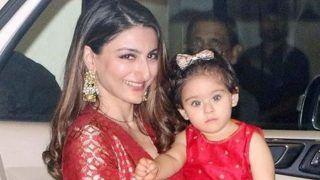 Soha Ali Khan Gets Protective, Says She Does Not Like Daughter Inaaya Naumi Kemmu Being Clicked