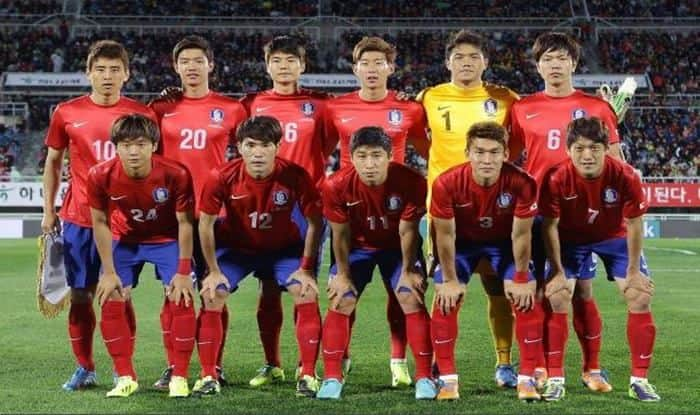 South Korean football team_Picture credits-Twitter