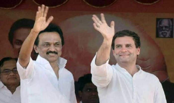 Lok Sabha Elections 2019: BJP Takes Dig at MK Stalin After he Skips 'Rahul for PM' Pitch at Kolkata Rally, Claims His Move Exposes Chinks in 'Mahagathbandhan'