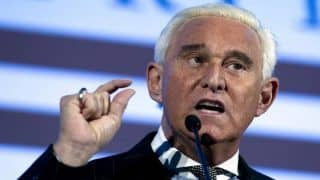 President Donald Trump's Close Associate Roger Stone Arrested by FBI in Russia Probe