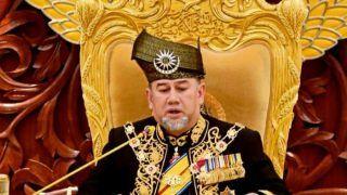 Malaysia's King Sultan Muhammad V Abdicates Throne