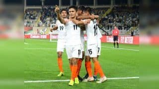 AFC Asian Cup: India Eye First-Ever Knock-Out Berth in Sunil Chhetri's Record-Equalling Match Against Bahrain