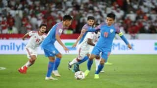 FIFA Rankings: After AFC Asian Cup Low, Sunil Chhetri-Led India Slip Out of Top 100 in Latest Charts