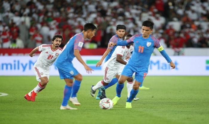 AFC Asian Cup 2019: Sunil Chhetri-Led India Lose 0-2 To United Arab Emirates