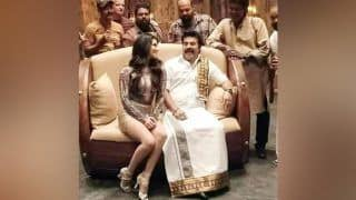 Sunny Leone, Mammootty's Viral Picture From 'Madhura Raja' Taken-off From Facebook After Sexist Comments
