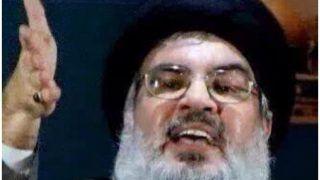हिजबुल्ला नेता सैय्यद हसन की इजरायल को चेतावनी- 'अगर लेबनान पर हमला किया तो पछताओगे'