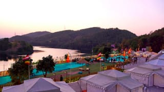 Here's Why You Must Experience The Narmada Tent City in Kevadiya