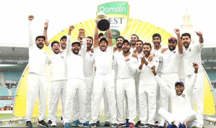 टीम इंडिया की बल्ले-बल्ले, ऑस्ट्रेलिया में सीरीज जीत पर बीसीसीआई ने की ईनाम की घोषणा