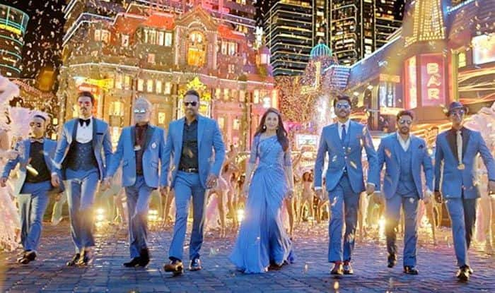 Cast of Total Dhamaal