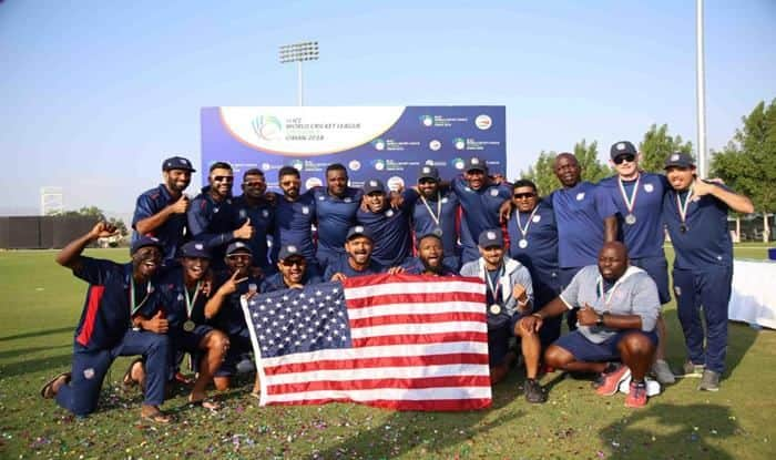 Uae Men S 1 Vs United States Of America Cricket Live