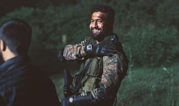 Vicky Kaushal in still from Uri: The Surgical Strike