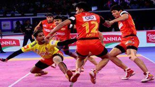 प्रो कबड्डी लीग : फाइनल में गुजरात को हराकर बेंगलुरू बुल्स पहली बार बना चैम्पियन