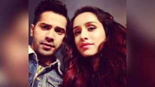 Varun Dhawan And Shraddha Kapoor Officially Together Again in Remo D'Souza's Dance Film After ABCD 2