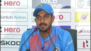 'Batting At No 5 For India A Has Improved My Game', Says All-Rounder Vijay Shankar After Getting A Maiden Call-Up