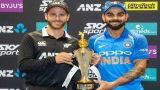 India vs New Zealand 1st ODI Match Preview: Virat Kohli-Led India Start Favourites Against Kane Williamson's New Zealand