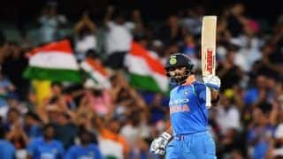India vs Australia 2nd ODI Adelaide: Virat Kohli's 39th ODI Hundred, MS Dhoni's Finishing Skills Lead India To Series-Levelling Win Against Australia in Adelaide
