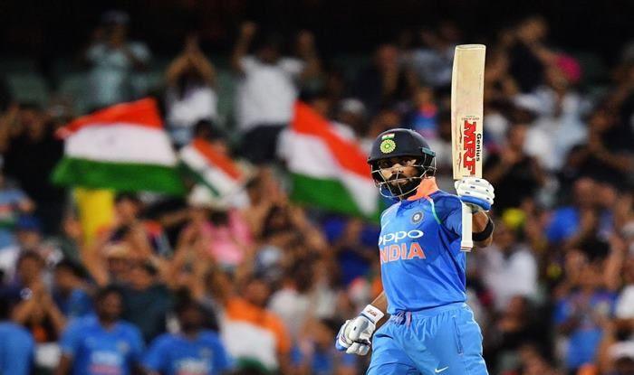 India vs Australia 2nd ODI Adelaide: Virat Kohli's 39th ODI Hundred, MS Dhoni Finishing Skills Lead India To Series-Levelling Win Against Australia in Adelaide