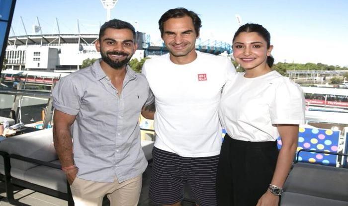 India vs Australia: Virat Kohli Meets Idol Roger Federer at Australian Open, Anushka Sharma Enjoys Beautiful Sunny Day With Husband