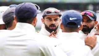 Virat Kohli And Co. to Wear Black Armbands to Condole Arun Jaitley's Demise During 1st Test Between India vs West Indies in Antigua