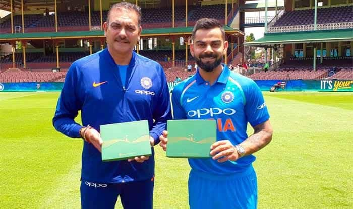 India vs New Zealand: Ravi Shastri Heaps Praise on Virat Kohli, Says No One Will Ever Repeat Indian Captain's Feat of Winning All Three Major ICC Awards