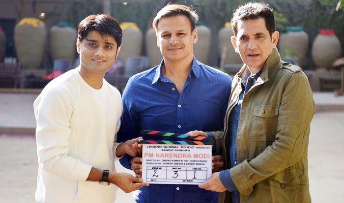 Vivek Oberoi for Narendra Modi biopic