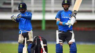 HappyNewYear 2019: टीम इंडिया के खिलाड़ियों ने अनोखे अंदाज में मनाया जश्न