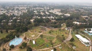 Rose Garden of Chandigarh - Asia's Largest - is in Full Bloom in February