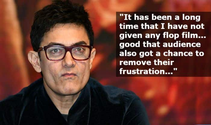 Aamir Khan Talks About Thugs of Hindostan's Box Office Failure, Says Audience Can be Harsh in Their Review