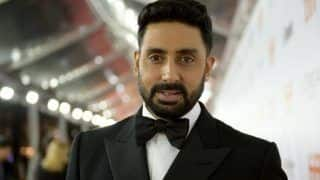 Abhishek Bachchan Talks About Staying Away From Films, Not Working as a Lead Hero And More