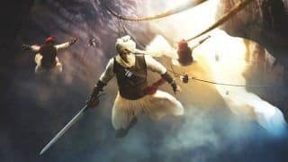 Ajay Devgn's First Look From Taanaji: The Unsung Hero is Fierce, Mysterious And Every Bit Interesting
