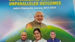 MJ Akbar, Facing #MeToo Allegations, Features in Booklets Given to Delegates at Pravasi Bharatiya Diwas; Congress Attacks Govt