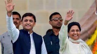 'SP-BSP Alliance to Give Country Its Next PM,' Says Akhilesh in Kannauj