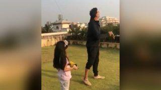 Akshay Kumar Flies Kite With Daughter Nitara Bhatia to Celebrate Makar Sankranti, Cute Video Goes Viral