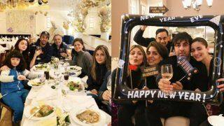 Alia Bhatt Joins Ranbir Kapoor And Family For New Year Celebration in New York, See Their Lovely Photos