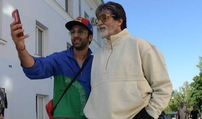 Amitabh Bachchan Thanks Ranbir Kapoor For Giving Him 'Elixir' of Life And we Are Wondering What That Could be!