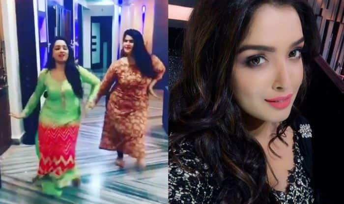 Bhojpuri Bomb Amrapali Dubey Dances to Ban Than Chali Bolo, Her Hot Moves Will Set Your Weekend Mood, Watch