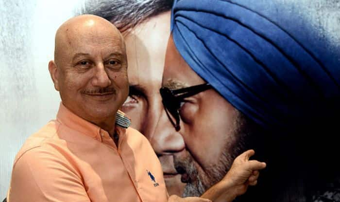 The Accidental Prime Minister Should go to Oscars For Showing Modern Politics, Says Anupam Kher
