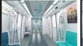 Noida-Greater Noida Metro Likely to Open For Public on January 25: Here's All You Need to Know About 'Aqua Line'
