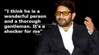 Rajkumar Hirani Sexual Harassment Row: Arshad Warsi Speaks After sharman Joshi And Dia Mirza