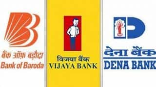 In First-Ever Three-Way Amalgamation, Centre Approves Merger of Dena And Vijaya Bank With Bank of Baroda