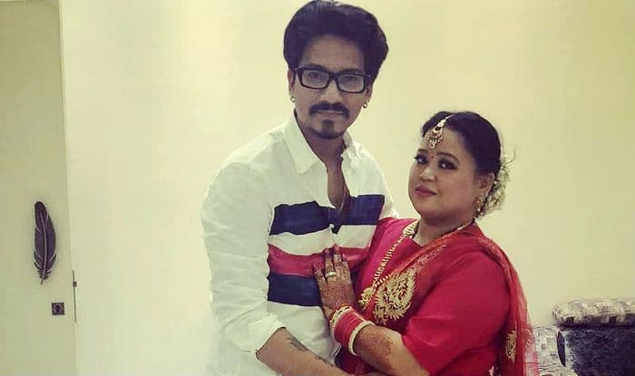 Bharti Singh's Birthday Wish For Husband Haarsh Limbaachiyaa is Too-Lovely-to-Ignore