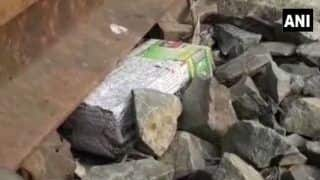 West Bengal: Suspected Bomb Recovered From Railway Track at North 24 Parganas Defused; Train Operations on Bangaon Section Resumes