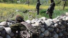 J&K: Two Jawans Martyred in Cross Border Firing Along Tangdhar Sector; Pak Army Posts Suffer Heavy Damage