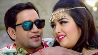 Bhojpuri Bombshell Amrapali Dubey's Hot And Sensuous Dance With Dinesh Lal Yadav Aka Nirahua on Chehra Tohar Crosses 1.4 Million Views on YouTube, Watch
